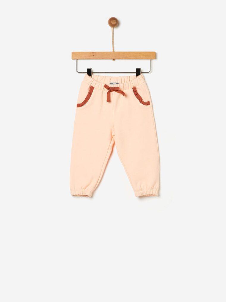 Φόρμα Παντελόνι Tender Peach  Yell-oh