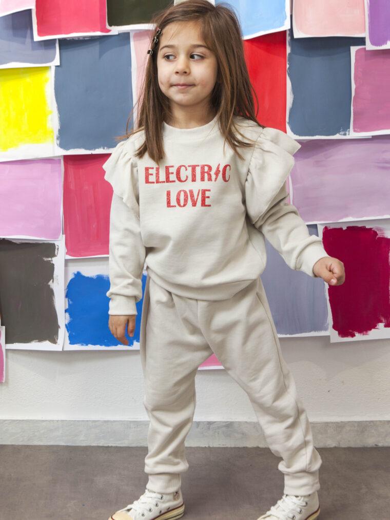 Σετ Φόρμα Electric love  Two in a castle
