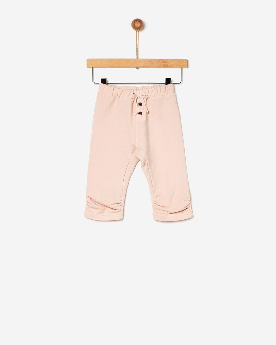 Φόρμα Παντελόνι Soft Pink  Yell-oh