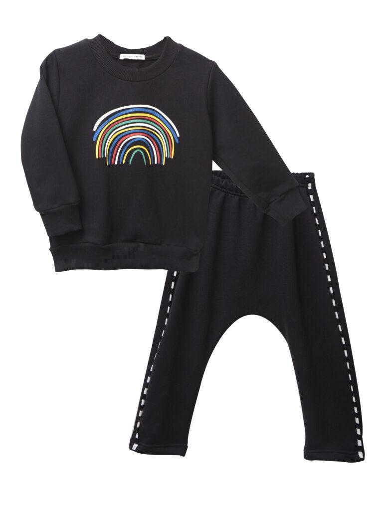 Σετ Φόρμα Rainbow Two in a castle
