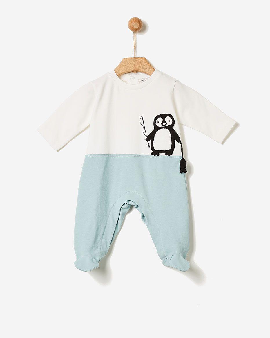 Ολόσωμο φορμάκι  Penguin  Yell-oh