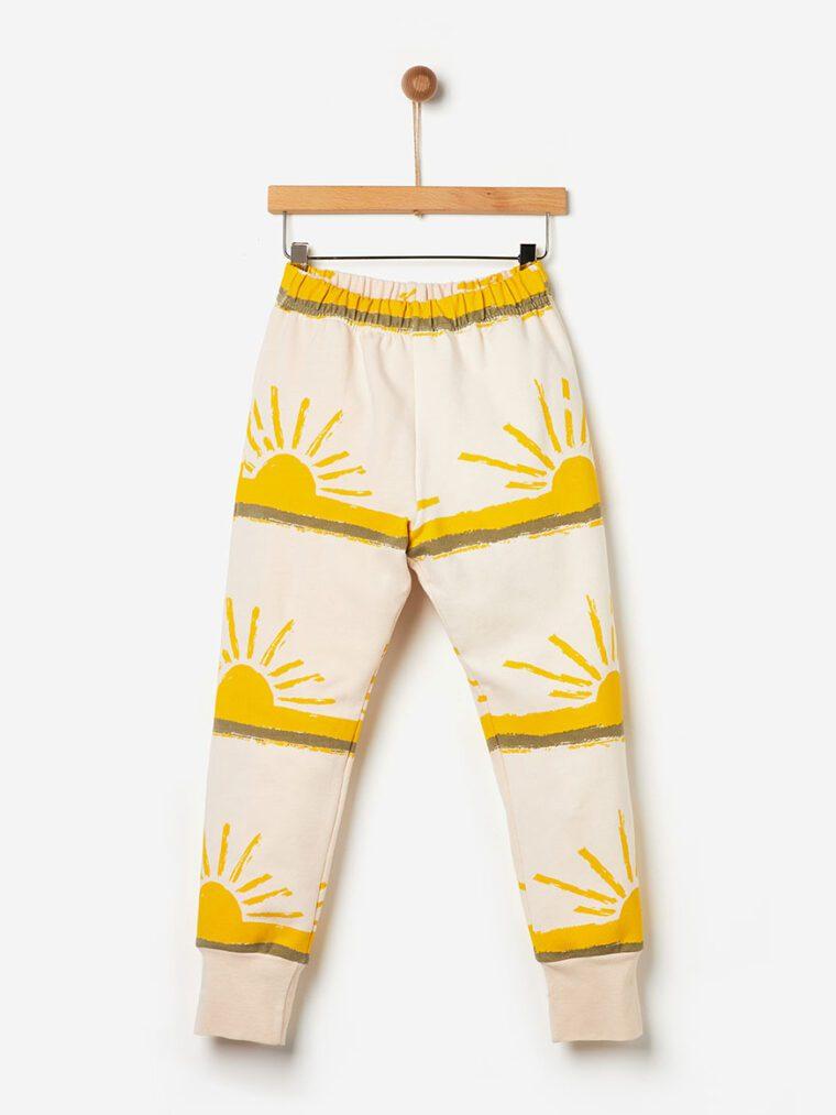 Παντελόνι Φόρμα Allover Sunset Yell-oh